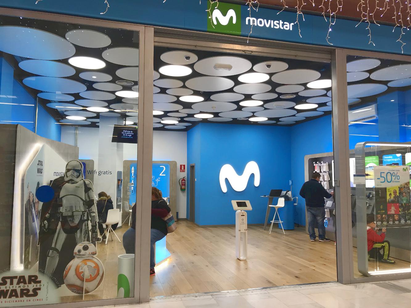 1f9031c7c1 MOVISTAR - Centro Comercial Los Alfares