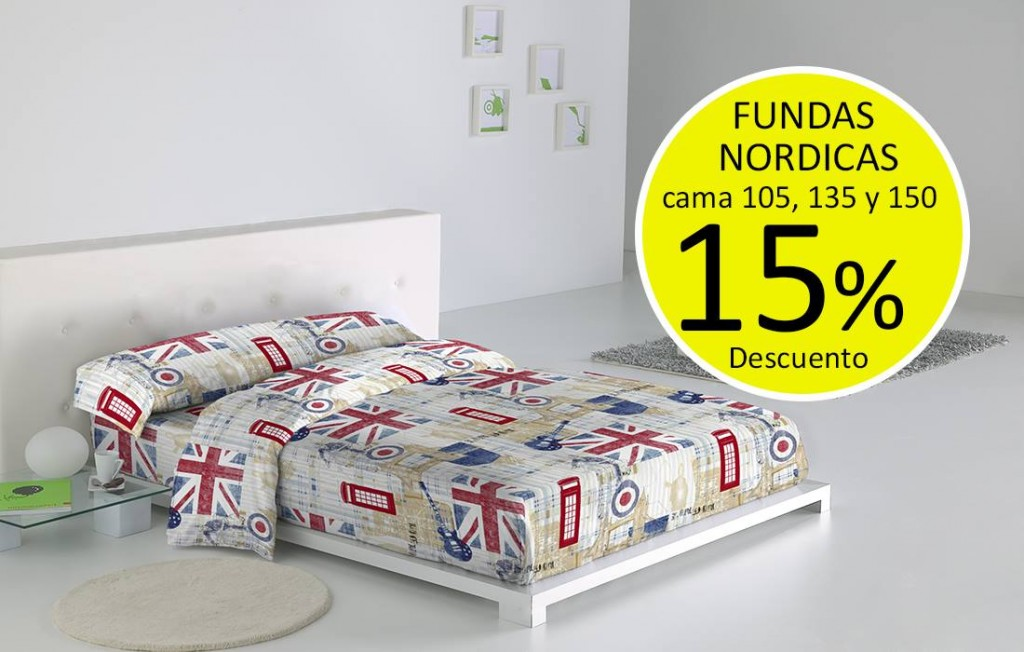 Tu ropa de cama en tramas centro comercial los alfares Fundas nordicas carrefour