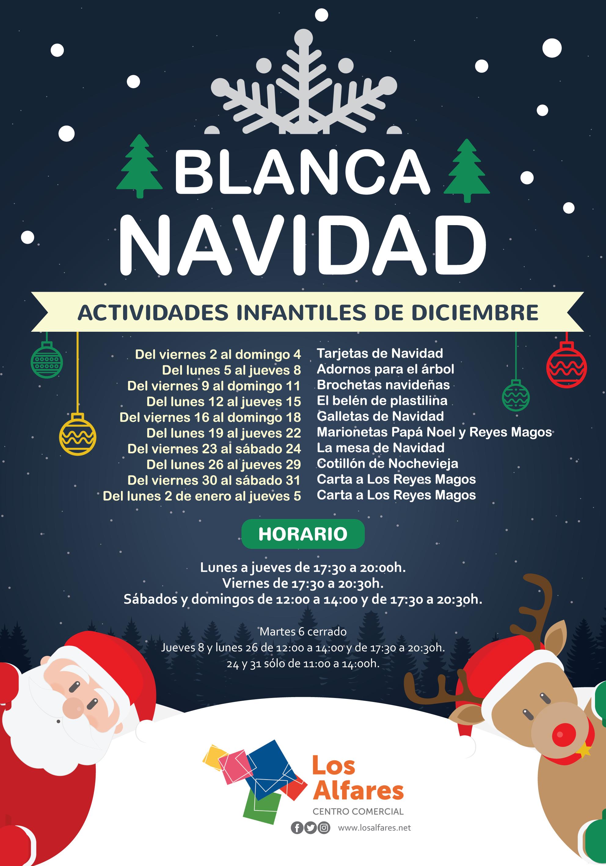 cartel-actividades-infantiles-diciembre-los-alfares