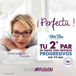 2º par de gafas a 1€