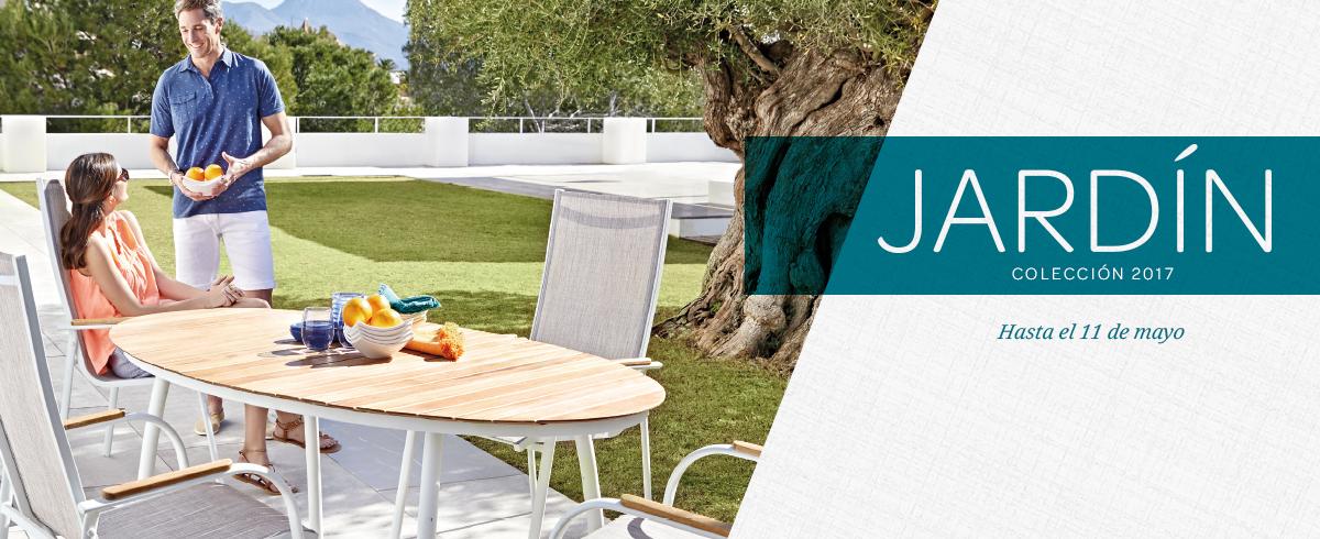 Decora tu jard n con carrefour centro comercial los alfares for Armario jardin carrefour